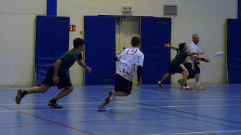 photo de match indoor